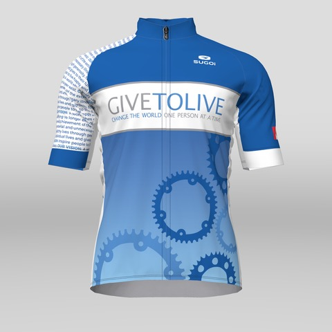 GIVETOLIVE Gear to buy