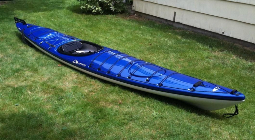 Kayak requirement for The BIG SWIM